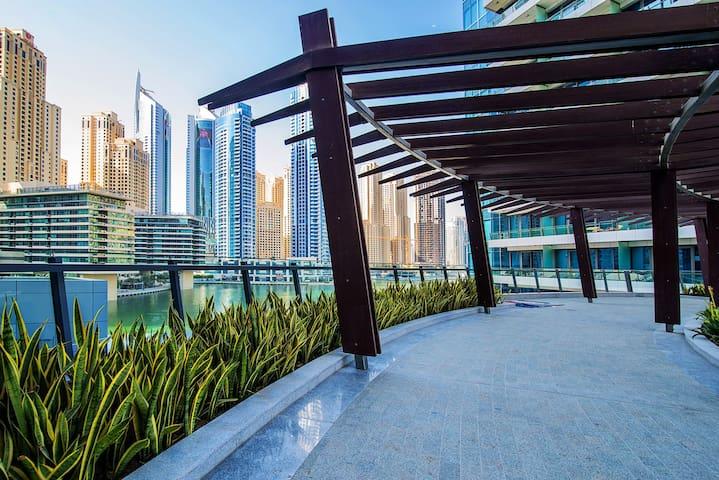 Dubai Marina Silverene 2Bedroom Marina View