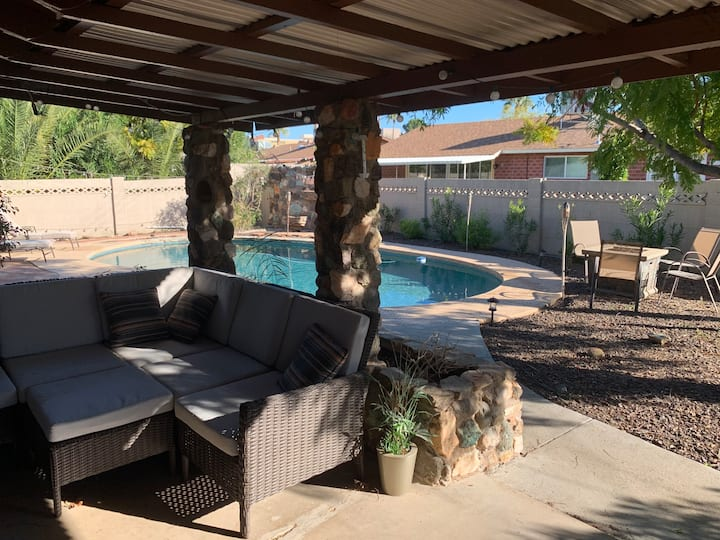 Desert Oasis 5 minutes from Old Town Scottsdale!