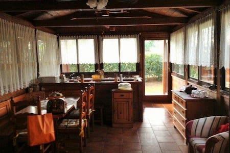 Casa Vacanze Altipiani di Arcinazzo - Altipiani di Arcinazzo - Huvila