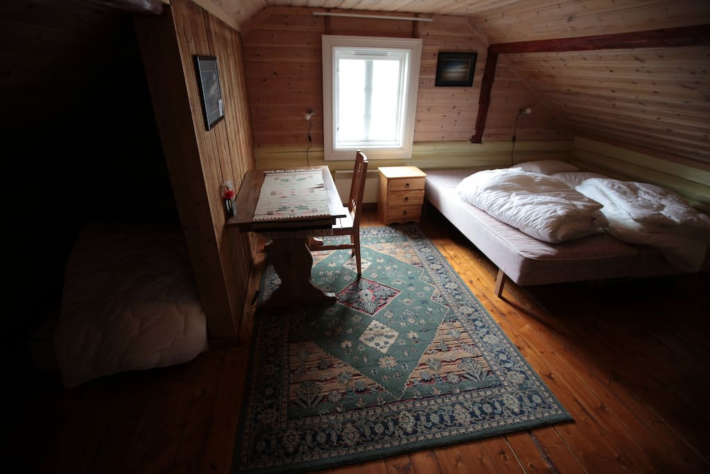 Room #3, Drengestua