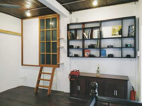 a-mâze house - attic room No.3