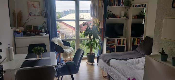 Cozy and central flat