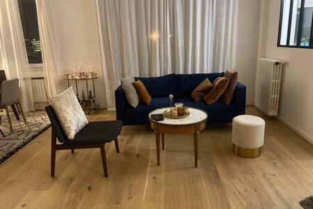 Chambre dans appartement cosy à Pleyel-St Ouen