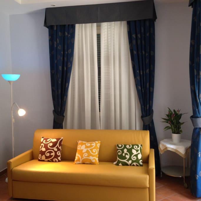 Divano suite