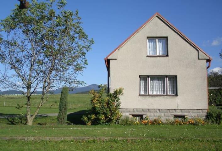 Ubytování U Přadků - Čeladná - Hus