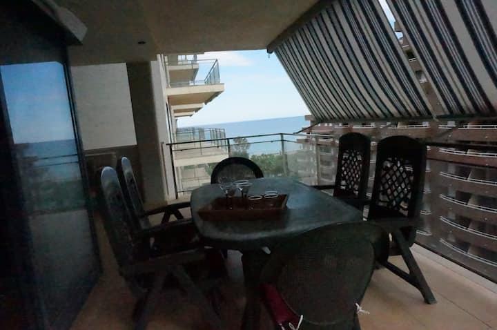 Apartamento 1ª Línea  Playa-Edif. Las Terrazas I