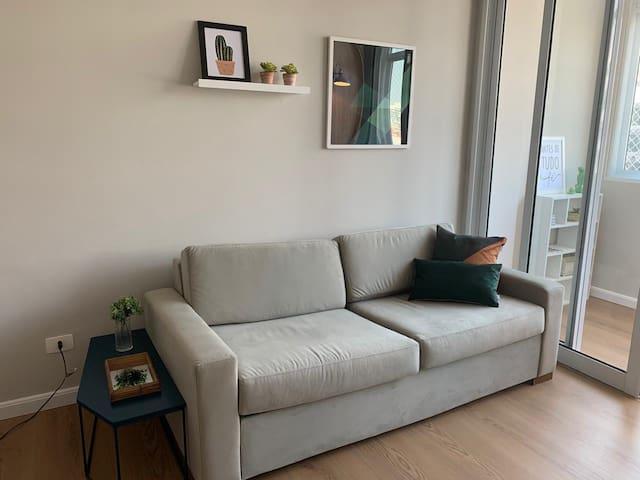 Apartamento c/vista de toda Av Paulista do 20andar