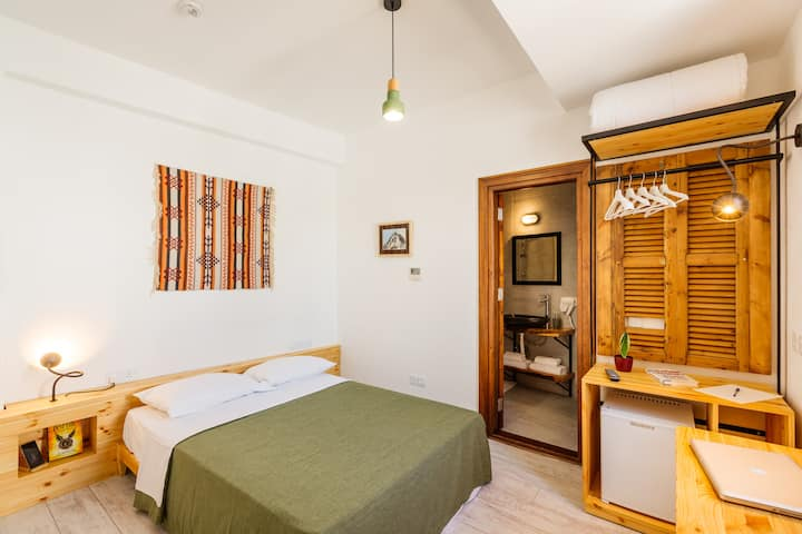 Standart Double Room at DJUMBA Hotel & Cafe