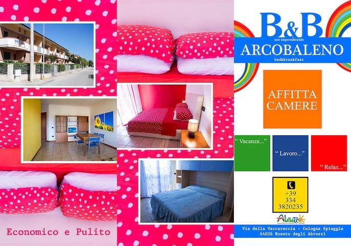 B&B Arcobaleno non imprenditoriale - Cologna Spiaggia - Bed & Breakfast