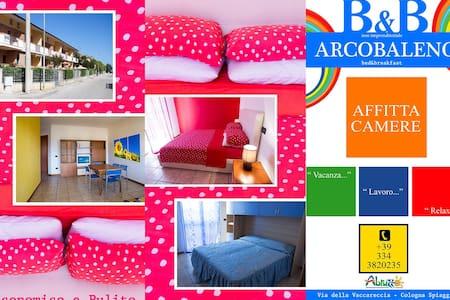 B&B Arcobaleno non imprenditoriale - Cologna Spiaggia - ที่พักพร้อมอาหารเช้า