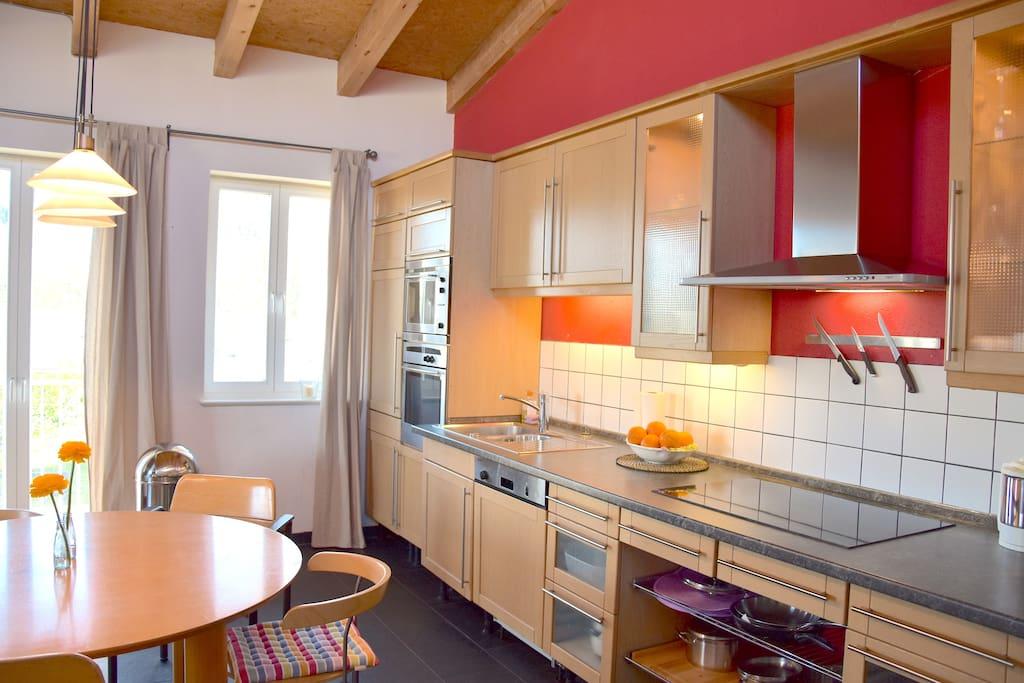 lichtdurchflutete wohnung im sportpferdehof lofts zur miete in ober ramstadt hessen deutschland. Black Bedroom Furniture Sets. Home Design Ideas