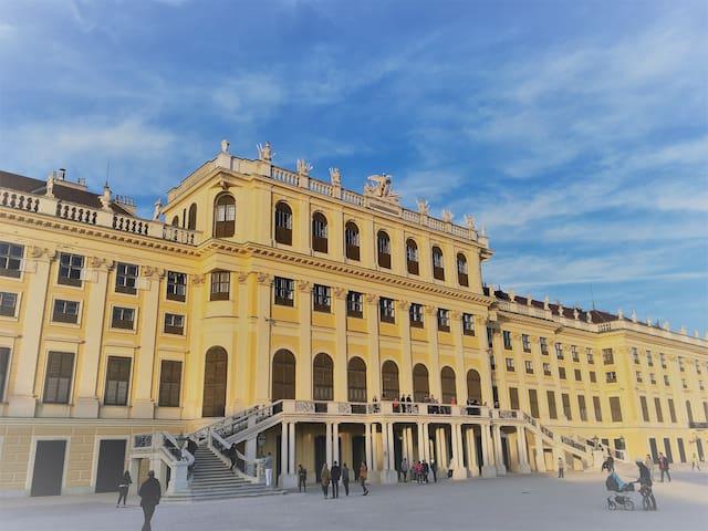 Nice Viennese Apartement near City Centre & Castle