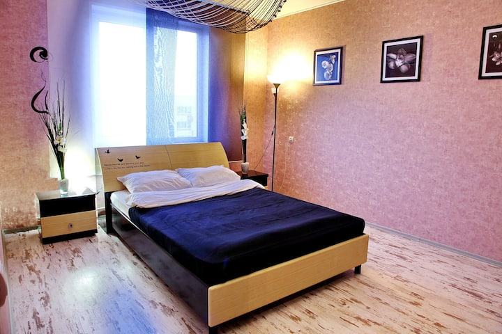 APT52 apartment Спутника 32