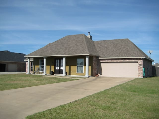 Wonderful new development in South Lake Charles - Lake Charles - Casa