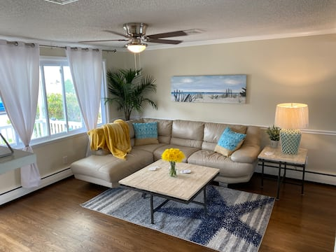Bayside 3BR Salty Air Retreat Pets Welcome