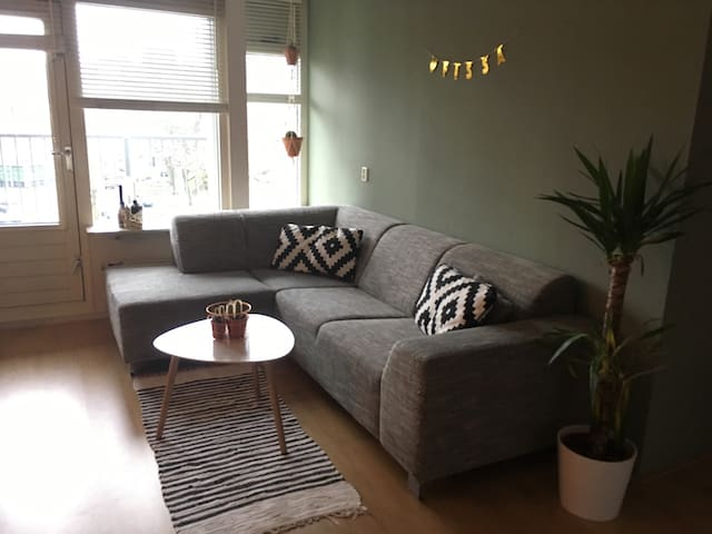 Comfy apartment in city centre - Rotterdam - Apartment