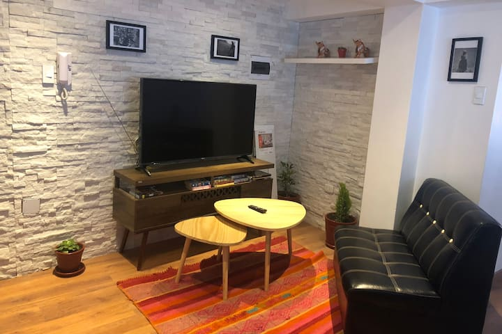 ♛Comfy apartment w/Two sunlight rooms City Centre♛