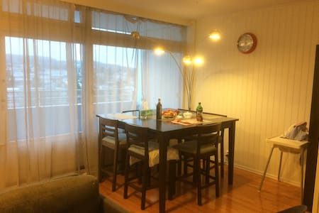 Cozy apartment at Haugenstua fully equipped. - Oslo