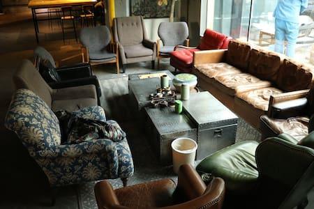 【迷·鹿】dreamlike loft主题公寓-文艺复古之旅 - Beijing