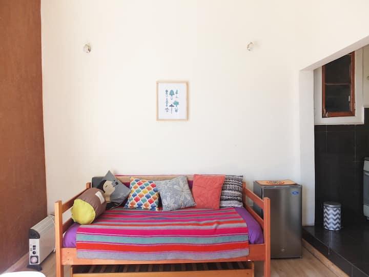 Beautiful loft in Cerro Alegre (for 1 or 2 people)