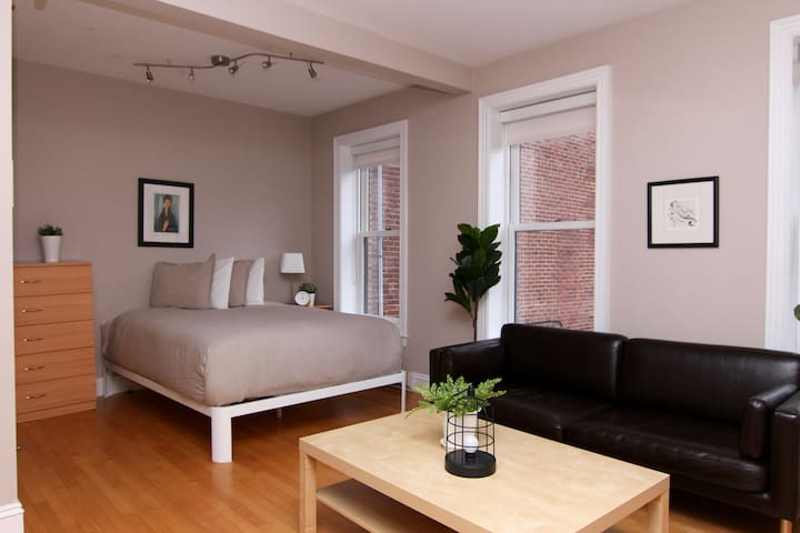 Stylish Downtown Studio in the SouthEnd, C.Ave# 2