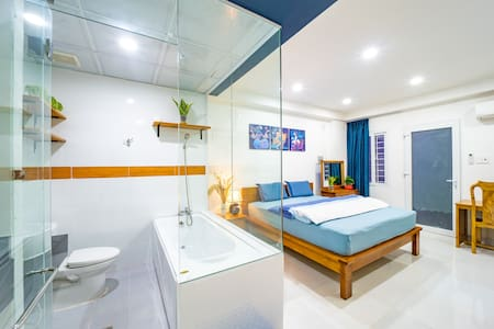 Cosy Studio Apartment Center of Saigon, D1