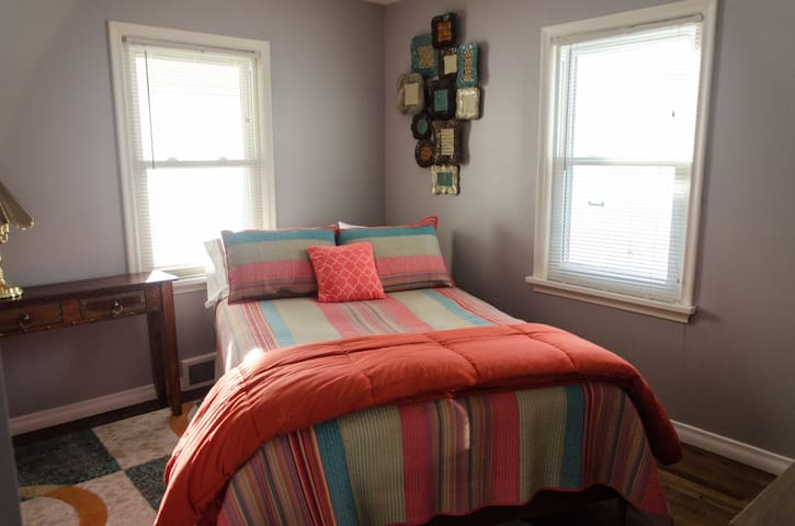 Sunny South Bedroom