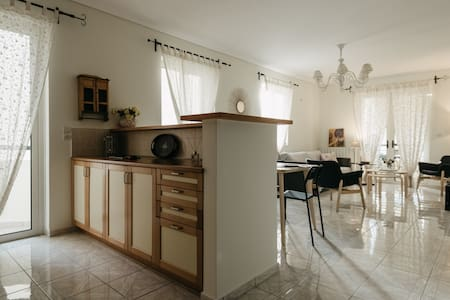 Apartment on the eastern beach of Kalamata