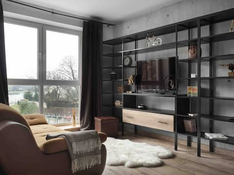 LakeApartment с видом на озеро на ул. А. Невского