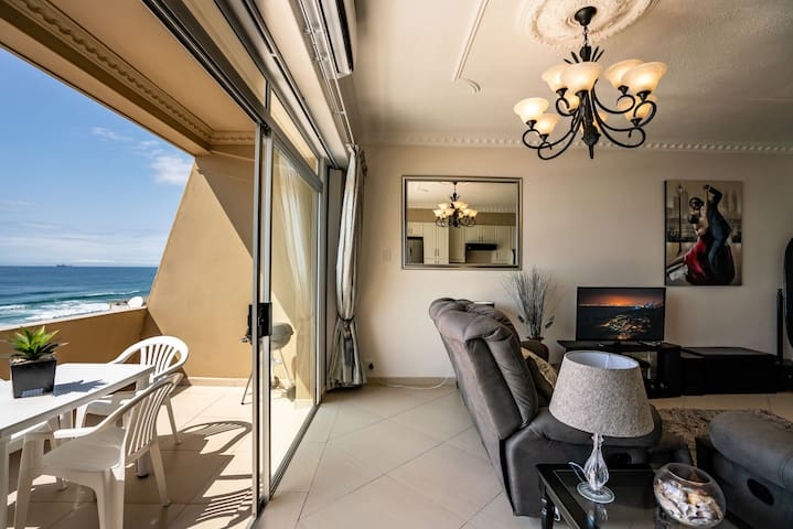 Luxury 1 Bedroom apartment, Umdloti Resort
