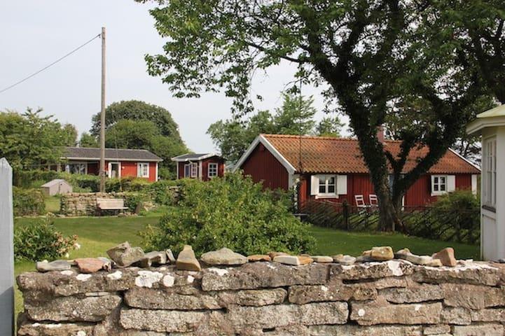 Paradis vid stranden till Kalmarsund - Hammarby - House