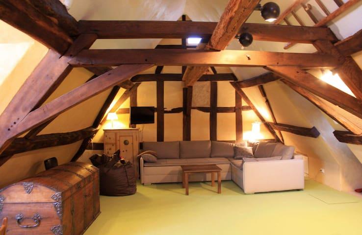 Apartment Scheunenstube im Gästehaus Hoecks Hof