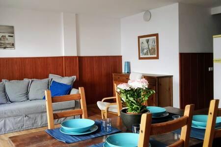 Acogedor apartamento a 3 min de la playa