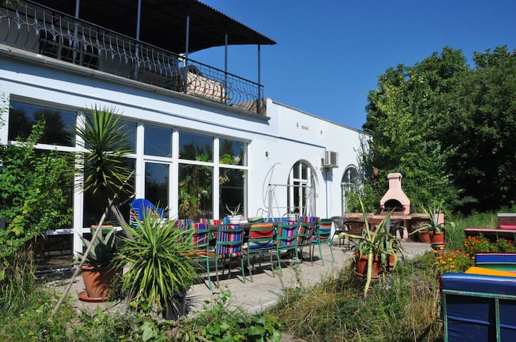 Частный дом для отдыха и мероприятий