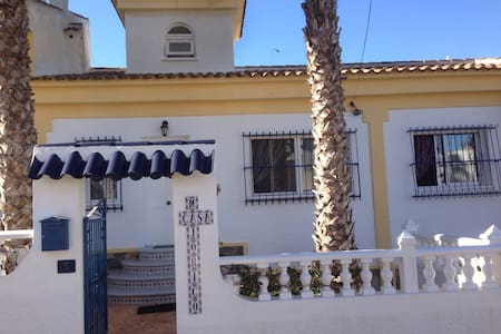 Beautiful Golf Course Villa - Alicante - Hus