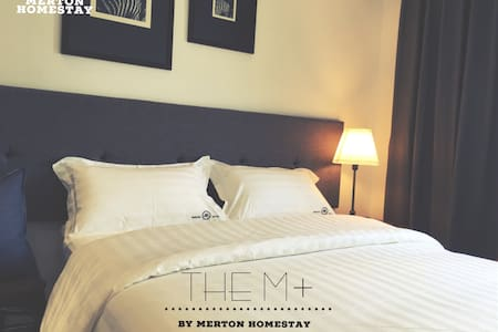The M+ @ Majestic - Ipoh - Appartement
