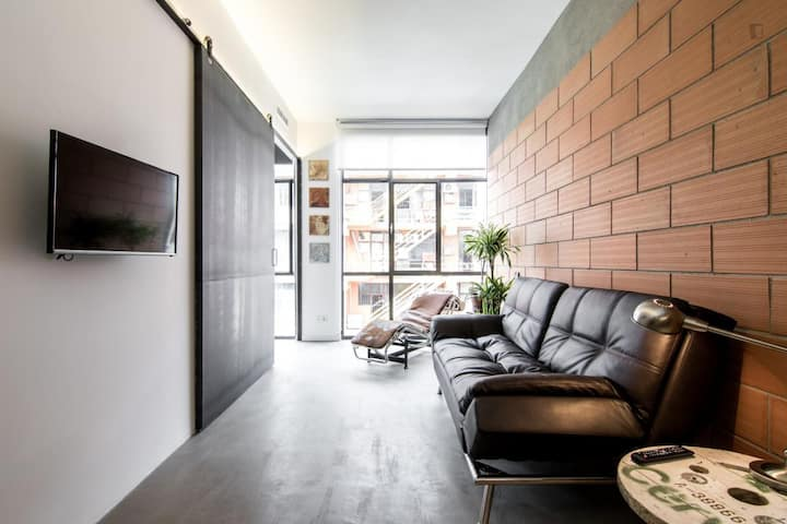 Apartment/Loft in Villa Olimpica-Barcelona