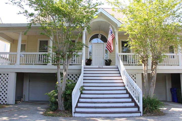 Isle of Palms- Beautiful Home on the Intracoastal