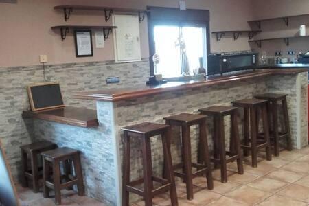 Alquilo bar Parque N.de Cabo Gata - Hortichuelas Altas