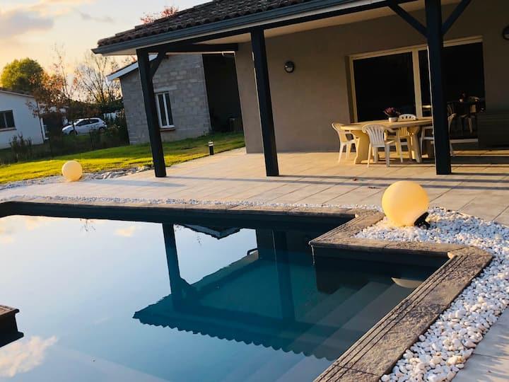 La Villa, Tranquillité et Soleil du Sud-Ouest