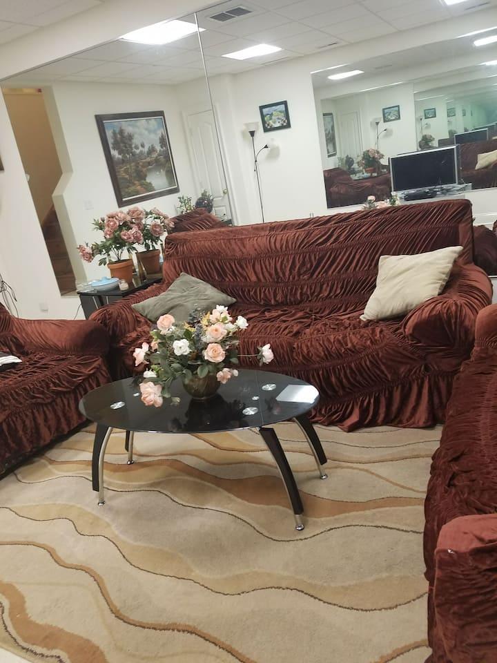Cozy, spacious and clean studio