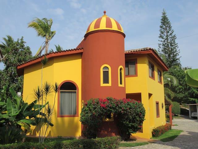 3 Bedroom Villa, Bucerias, Mexico - San Vicente - วิลล่า