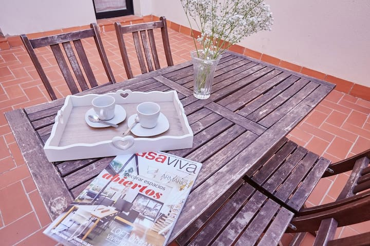 2 bdroom flat with terrace in Sants Paid Park (10)