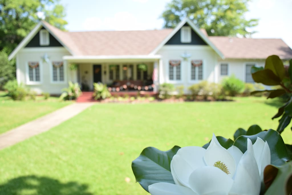 Your moment is in bloom at Nuggett Hill Bed & Breakfast.