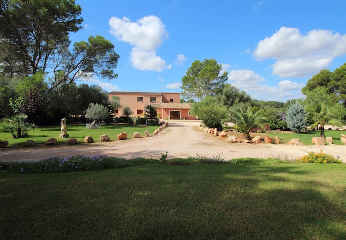 Villa nueva gran capacidad-eventos - Algaida - Villa