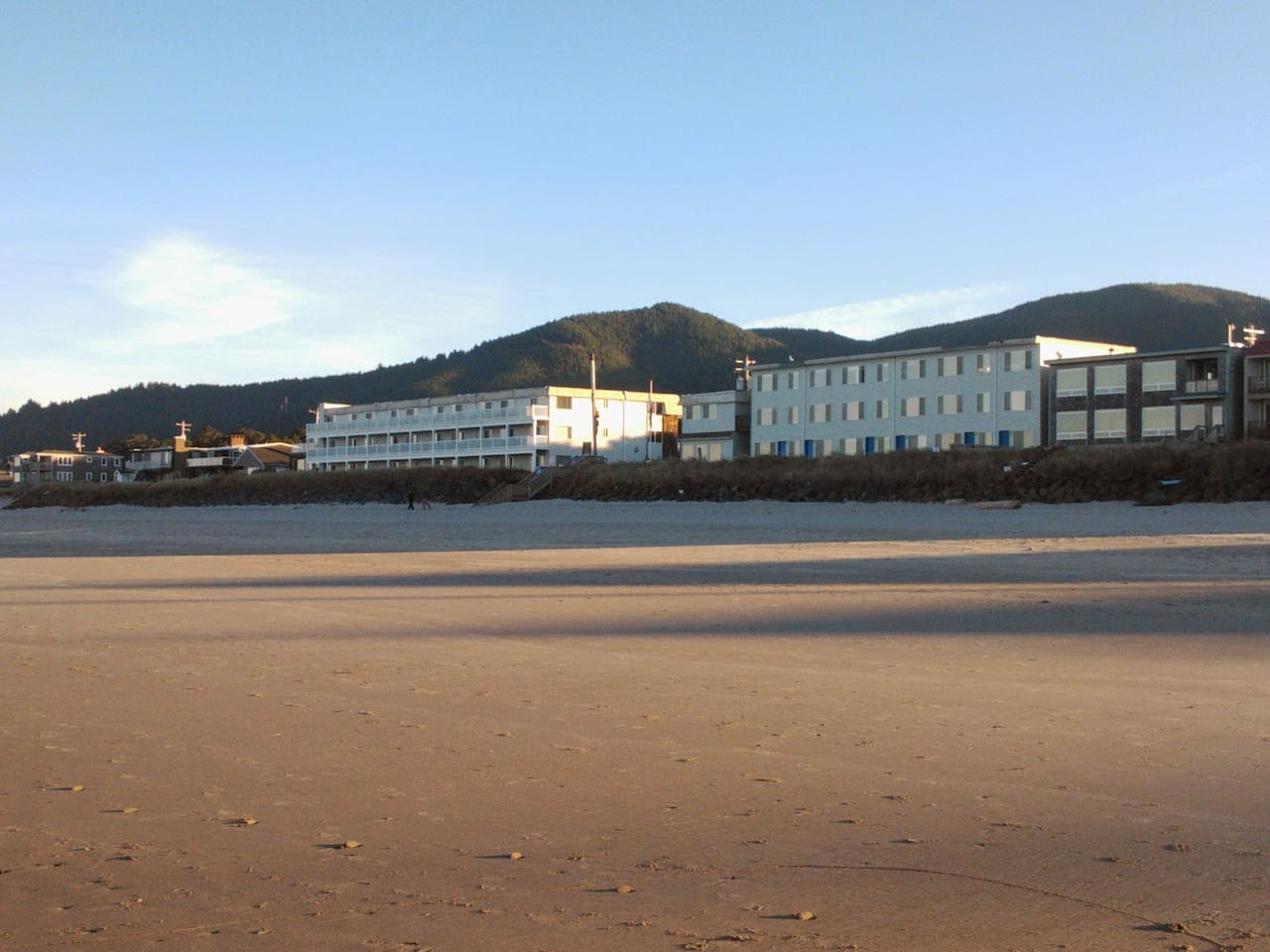 Rockaway Beach Resort North and South Buildings