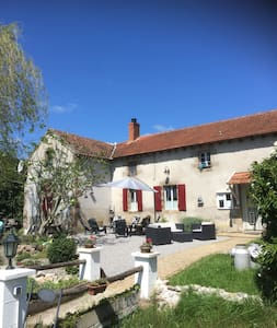 chambre le petit moulin B&B - Saint-Hilaire - Bed & Breakfast