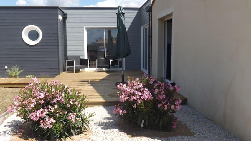 Chambre d'hôtes les cygnes - L'Île-d'Olonne - Wikt i opierunek
