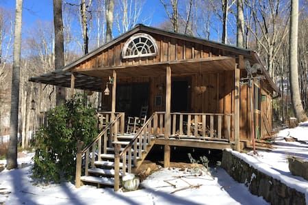 Kumbaya Cabin at Amadell - Hot Springs