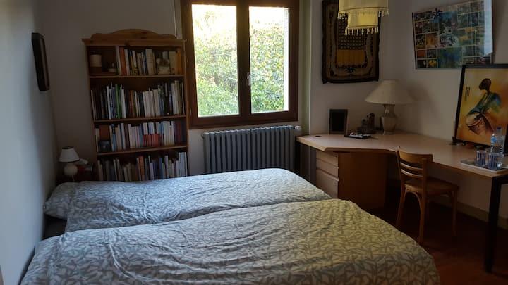 Chambres chez l'habitant en pleine campagne